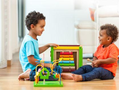 Toddlers & Preschoolers
